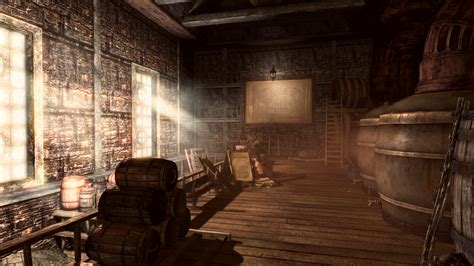 interiors news enderal mod for elder scrolls v skyrim