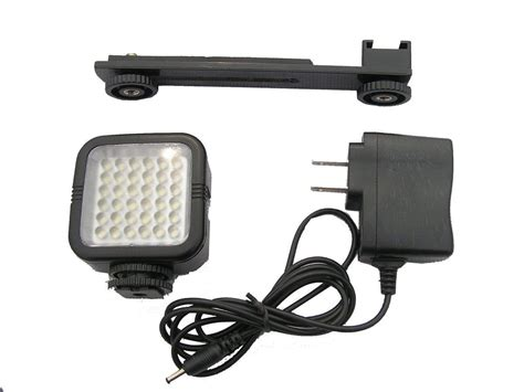 rechargeable led light bar amazon com polaroid studio series rechargeable 36 led