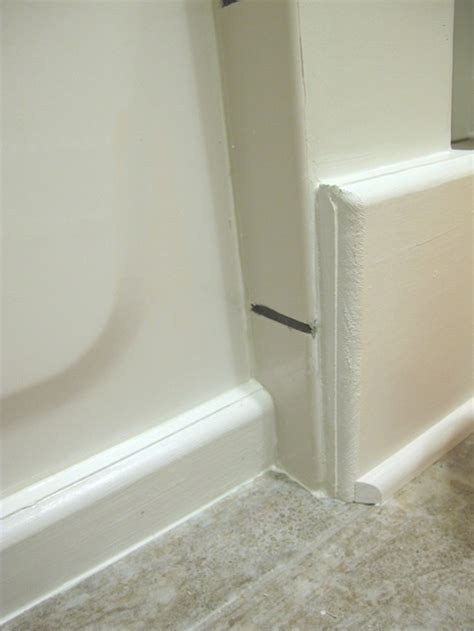 baseboard for bathroom bathroom baseboard ideas emily winters bathroom