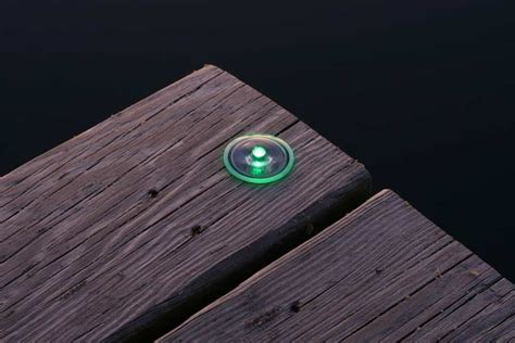 Solar Dock Dot Lights Small Small Solar Lights