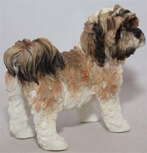 shih tzu figurines uk beautiful best of breed shih tzu figure ornament dogs figurine new boxed ebay