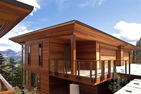 casa madera moderna 40 modelos de casas de madeira dicas essenciais