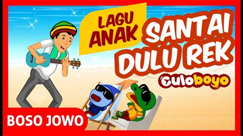 jajan pasar lagu jawa animasi lucu culoboyo youtube