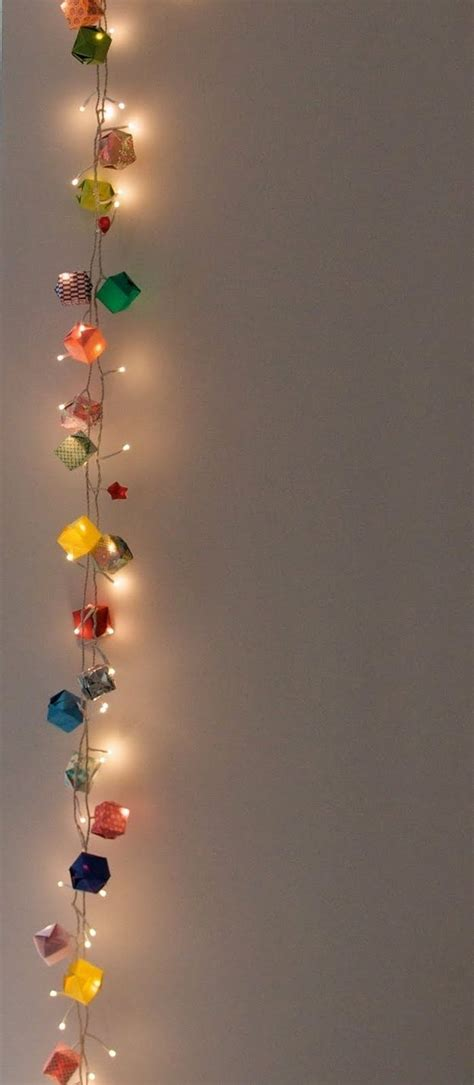 diy string christmas lights party gift pinterest