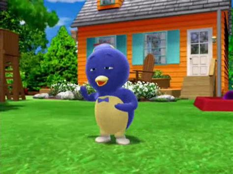 Backyardigans Quest For The Flying Rock Vimeo Backyardigans Pictures Car Interior Design