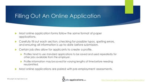 fill out section 8 application online job applications com job application lesson plan