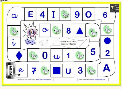 printable spanish board games spanish game for end of school year and summer online and