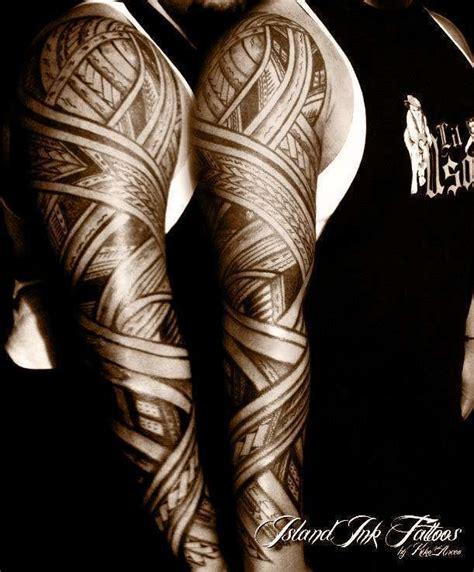 kikoarceo samoan sleeve polynesian samoan