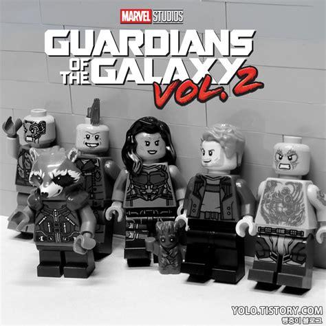 Lego Guardian Of Galaxy 3 lego guardians of the galaxy vol 2 poster lego guardians