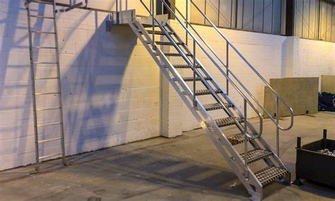 ship ladder ships ladders safe roof access high access solutions