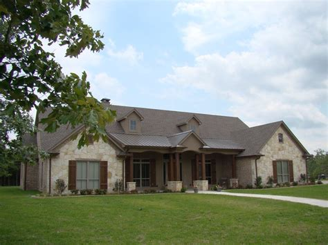 texas ranch homes located on a large texas ranch this inviting home was