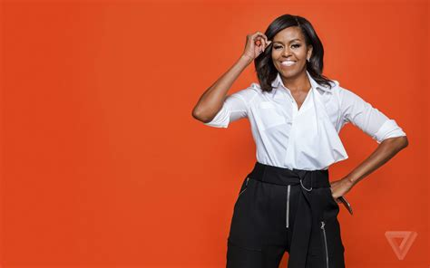 michelle obama photos michelle obama is absolutely stunning for the verge