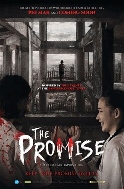 film horor thailand the promise thai the promise 2017 showtimes movie tickets and