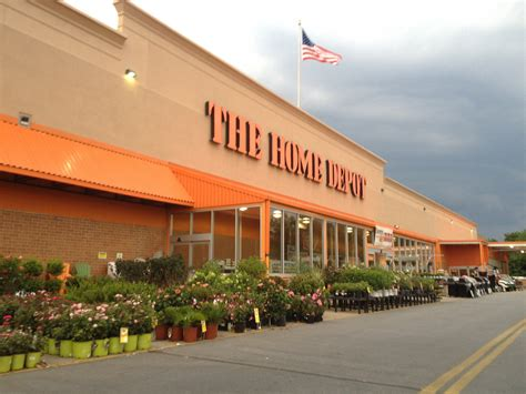 home depot montgomery mall md
