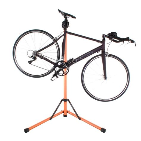 Bike Repair Rack by Portable Bicycle Repair Stand Aluminum Mechanic Bike