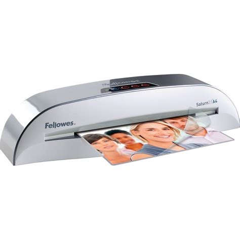 Mesin Laminating Secure Compact A4 fellowes saturn 2 a4 regular use laminator