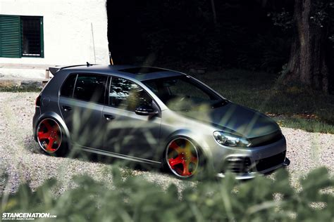 volkswagen golf gti stance custom is the word klarby s unique golf r