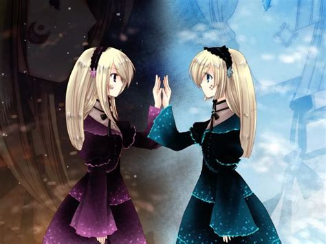 wallpaper anime twins inner dark side pictures of anime pinterest twin