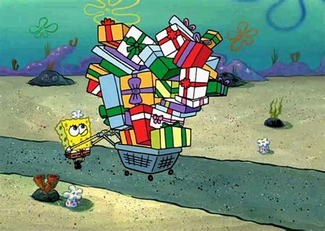 spongebob christmas 8 spongebob squarepants photo