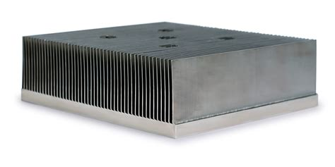 what is the use of heat sink in a computer thermo cool skived fin heat sink