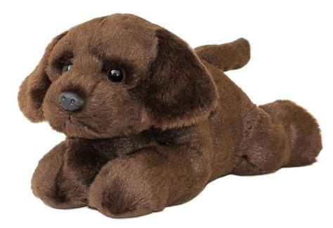 puppy plush 12 quot plush brown puppy chocolate labrador flopsie stuffed a