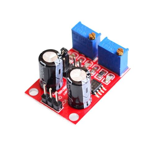 Frequency Module Square Wave Signal Generator And Ne555 Duty Cycle ne555 pulse frequency duty cycle adjustable module square wave signal generator in other