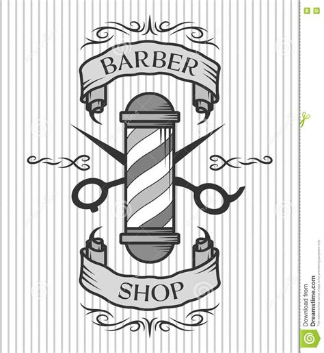 barber scissors royalty  stock image