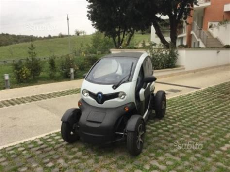 vas cer usati sold renault twizy sportelli e cer used cars for sale