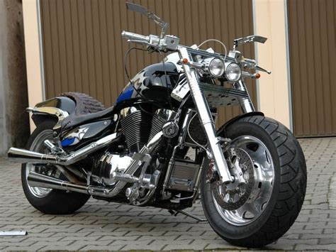 Custom Suzuki Intruder 1500 Suzuki Intruder 1500 Custom Some Awesome Rides