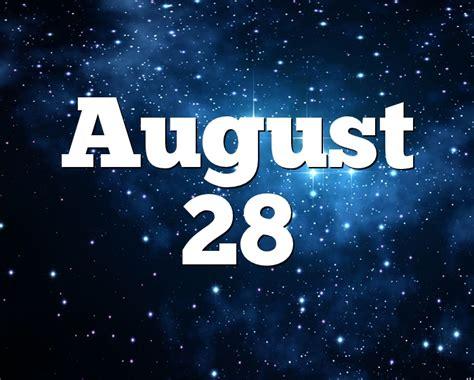 august  birthday horoscope zodiac sign  august