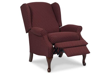 hton wing back recliner