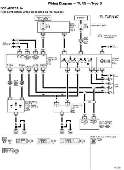 nissan patrol y61 wiring diagram wiring diagram with