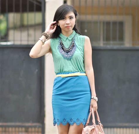 Hk Blue Ribbon Dress W Belt Dress Hello Anak Import by details a cebu based style interior design lifestyle s choice