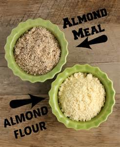 almond meal vs blanched almond flour allergy free test