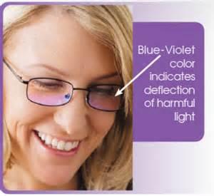 Light Blue Sapphire Crizal Prevencia