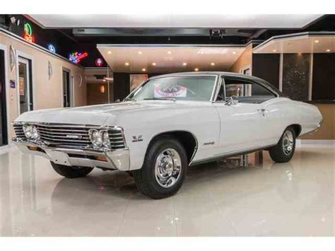 impala ss 1967 1967 chevrolet impala for sale on classiccars 21