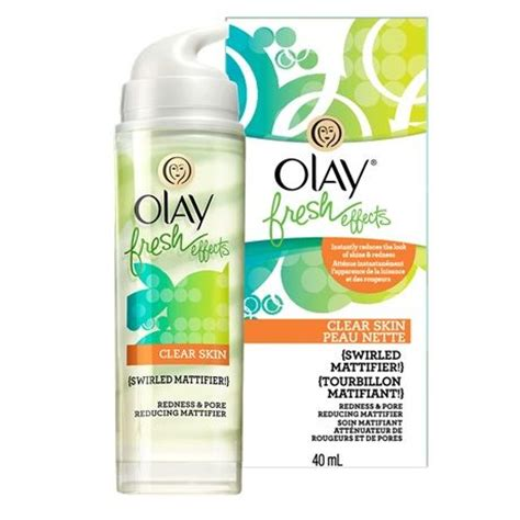 Olay Fresh Effect olay fresh effects clear skin swirled mattifier reviews