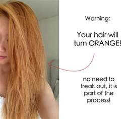 What Toner Should I Use For Orange Hair by Hausofcolor Blonde Ambition