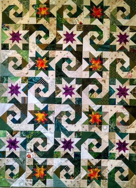 quilt pattern snail s trail snail trail star quilt quilts pinterest star quilts