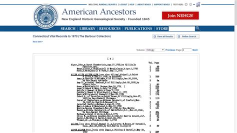 Connecticut Marriage Records Search Genea Musings Tuesday S Tip Ancestry Has Connecticut Vital Records Barbour