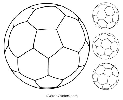 Balls Outline by Football Outline Www Pixshark Images Galleries With A Bite