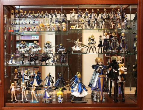 The Collection Collection by 17 Best Images About Anime Figure Collection Display On