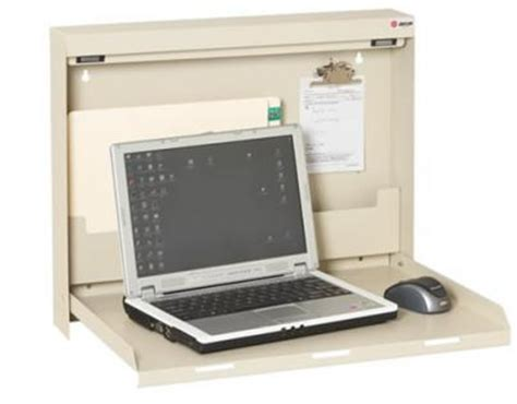 fold laptop desk wall mounted folding desk