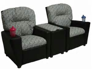 2 seat recliner chairs for home theater with