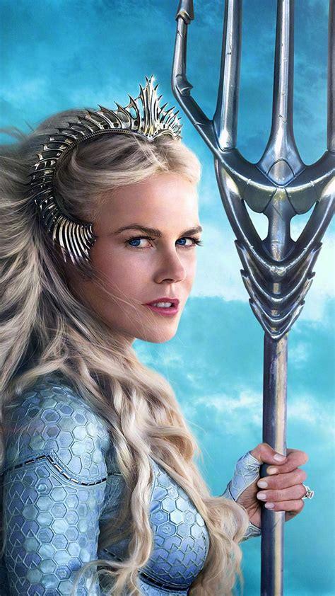 actress in aquaman 2018 download nicole kidman as queen atlanna in aquaman 2018