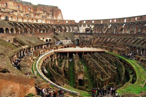 colosseo interno il colosseo simbolo di roma storia scienza e leggende