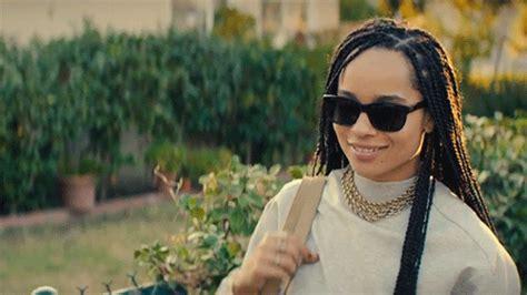 zoe kravitz sunglasses big little lies kiersey clemons gifs find share on giphy