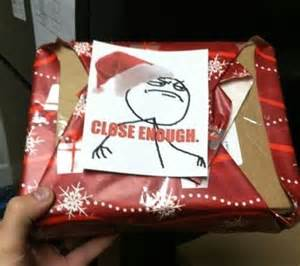 Funny Gift Wrapping Ideas - funny gift wrapping failed amp nailed it pinterest