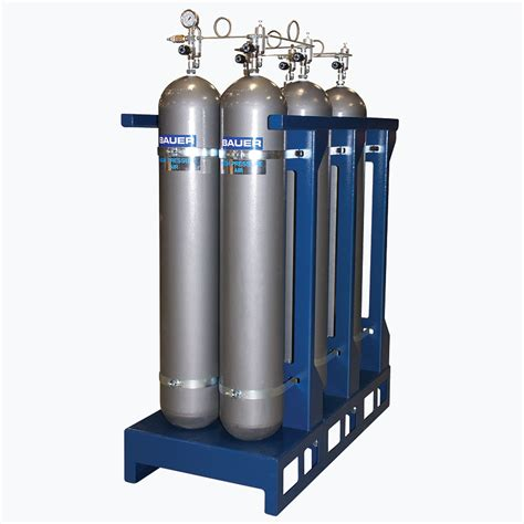 compressed air gas storage cylinders systems
