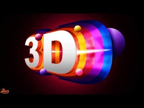 imagenes en 3d sin lentes video 3d sin gafas youtube
